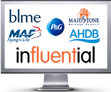 CMS Services Clients | Influential Software UK